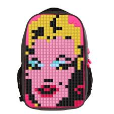 <b>Рюкзак</b> UPIXEL <b>Full Screen Biz Backpack</b> WY-A009 - фуксия, цена ...