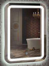 зеркало для ванной RAVAL Bionica 40 см - Снатехника JD