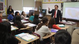 Image result for classroom high school packed