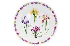 <b>Тарелка обеденная IMARI</b>, <b>Ирисы</b>, 27 см купить в интернет ...
