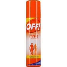 Аэрозоль <b>OFF</b> Family от <b>комаров</b> | Отзывы покупателей