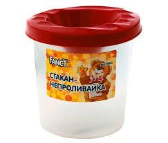 <b>Action Стакан-непроливайка</b> Fancy - Акушерство.Ru