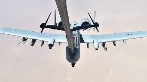Image result for KC-46 and A-10 refueling