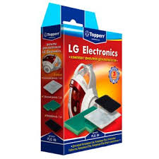 <b>Topperr Комплект фильтров для</b> пылесосов LG FLG-89. Купить ...