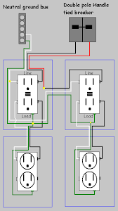 electrical how do i install a gfci receptacle two hot wires enter image description here