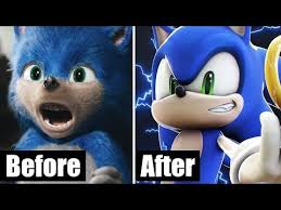 Turning Sonic Into a Badass in 3D - <b>Blender</b> EEVEE - YouTube