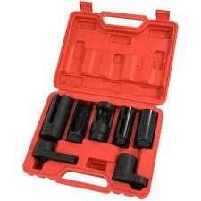 <b>14 Piece</b> Diesel <b>Injector</b>/Lambda Sensor 1/2 Drive Socket Set Oxygen