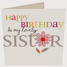 Sister Birthday Wishes - SMS MEMES via Relatably.com