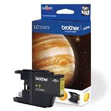 Купить <b>Картридж</b> для струйного принтера <b>Brother LC1240Y</b> в ...