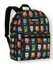 <b>Рюкзаки</b> и сумки <b>Minecraft</b> для мальчиков   eBay