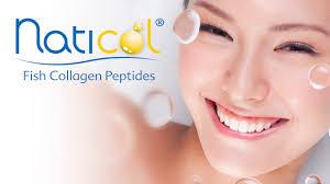 New study : 2,5g <b>Naticol</b>® <b>collagen</b> for skin beauty