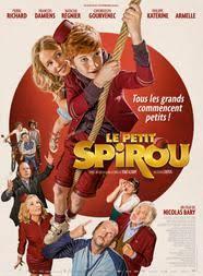<b>Le Petit Spirou</b> de Nicolas Bary (2016) - UniFrance