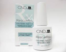 <b>Cnd Creative Nail</b> кератиновое лечение rescuerxx спасения Rx ...