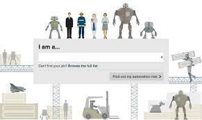calculator to see if robots will take your job business insider bbc job automation calculator