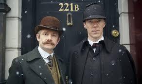 Sherlock, The Abominable Bride TV review | TV & Radio | Showbiz ...