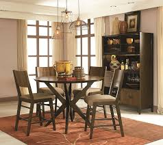 space dining table solutions amazing home design: pub style dining room sets design for small rustic dining room spaces