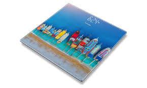 <b>Весы напольные</b> электронные <b>Beurer GS215</b> Boats (Цвет: Picture)