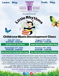 our portfolio see measure our work little rhythms program flyers