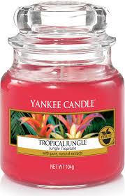 "<b>Свеча</b> ароматизированная Yankee Candle ""Тропические джунгли ..."