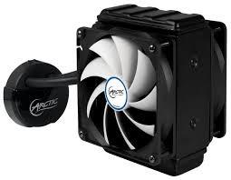 Система <b>водяного охлаждения</b> для процессора <b>Arctic Liquid</b> ...