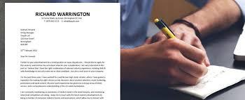 Cover Letters Communications Resume Maker Create professional Cover Letters  Communications Cover Letter Example Higher Education Communications