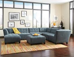 Ashley Furniture Kitchener Jonathan Louis Belaire Contemporary Sectional Stoney Creek