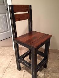 recycled pallet wooden chair build pallet furniture