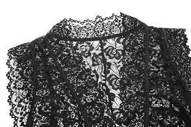 <b>Yhotmeng new</b> woman <b>sexy</b> lace perspective deep V lace shoulder ...