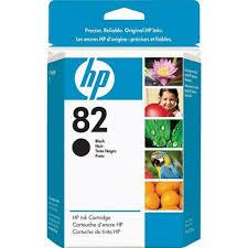 <b>HP 82 Black</b> Ink Cartridge (CH565A) | staples.ca