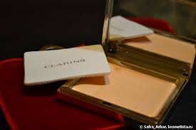Clarins <b>Ever Matte</b> Mineral <b>Powder</b> Compact — #00 -<b>Компактная</b> ...