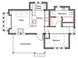 Architectural House Plans   Smalltowndjs com    Unique Architectural House Plans   Tiny Cottage House Plans Design