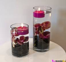 day orchid decor: cheap living room interior designs moontree suzy q better decorating bible blog interior design valentines day easy diy project dcacor floating candles vases petals orchids wedding centerpiece weekend ideas cheap chic budget friendly how to