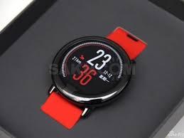 <b>Фитнес</b>-<b>трекер Huami Amazfit</b> Smart Watch(красный)! Гарантия ...