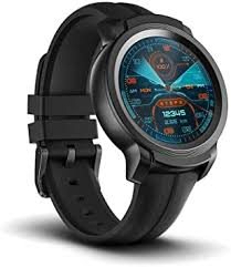 TicWatch E2, 5ATM Waterproof GPS Smartwatch with ... - Amazon.com