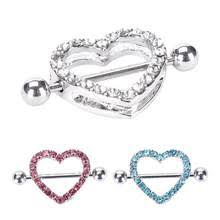 <b>blue love</b> heart ring