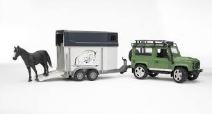 Купить BRUDER <b>Игрушка Bruder Land Rover</b> Defender с ...