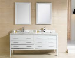 bathroom vanity uk company countertop combination: elegant white double modern vanities combined with white marble countertop and bright white cabinet in