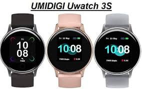 <b>UMIDIGI Uwatch 3S</b> SmartWatch Pros and Cons + Full Details ...