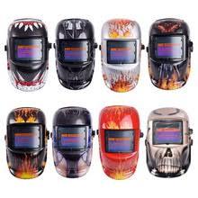 Затемнение Сварочный Авто <b>шлем</b> защитный УФ-<b>защита</b> ...