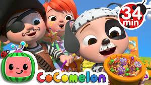 <b>Halloween Pumpkin</b> Patch Song + More Nursery Rhymes & Kids ...