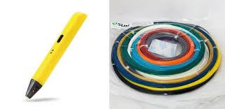 Купить 3D ручка <b>Myriwell</b> RP600A + Комплект <b>пластика ABS</b>/PLA в ...