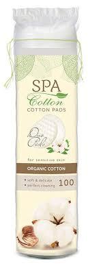 Купить <b>Ватные диски Spa Cotton</b> Organic, 100 шт с доставкой по ...