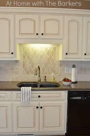 creative chalk paint kitchen cabinets home