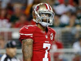 colin kaepernick s national anthem protest could end his nfl colin kaepernick s national anthem protest could end his nfl career business insider