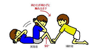 「「Sit-up(腹筋)運動」」の画像検索結果