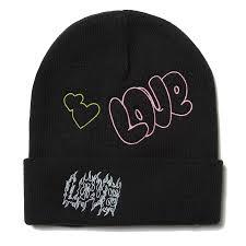 <b>Шапка ZIQ & YONI</b> LOVE AW18 черная купить в Перми ...