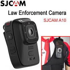 <b>SJCAM</b> A10 Di Động Thực Thi Pháp Luật Camera Đeo Camera ...