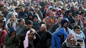 Resultado de imagen de refugiados en los balcanes