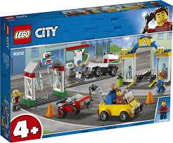 <b>Конструктор LEGO City Town</b> 60232 Автостоянка — купить в ...