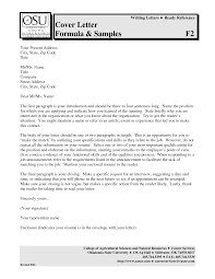 cover letter samples free free examples of cover letters job cover letter examples free